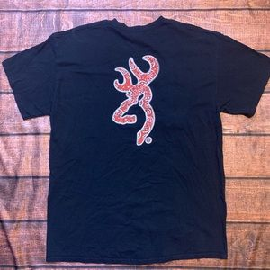 Browning Black T-shirt Large